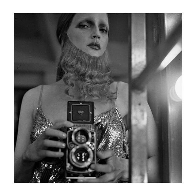 Рыжая бородатая модель снялась для итальянского Vogue (ФОТО)