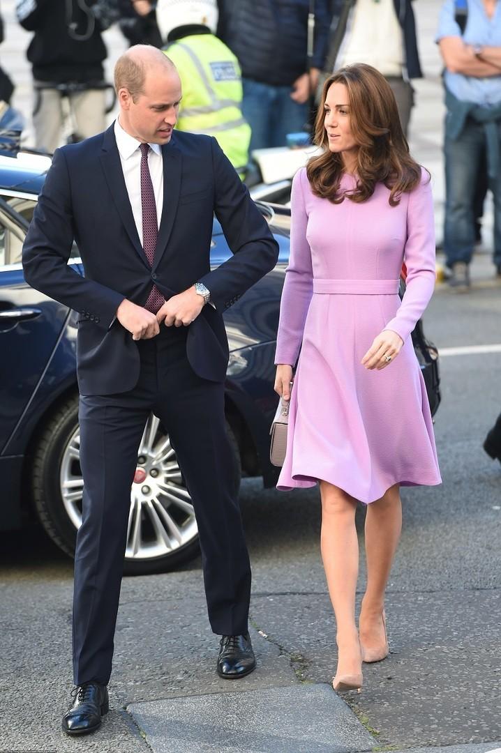 Кейт Миддлтон вернулась к королевским обязанностям после третьего декрета