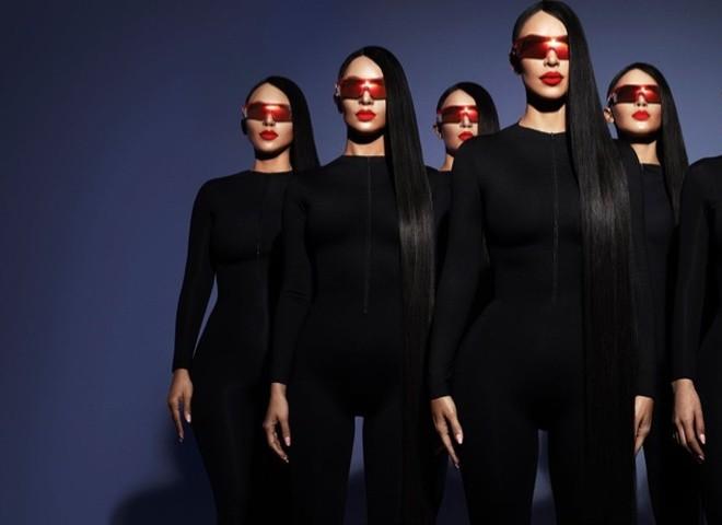 Ким Кардашьян выпустила коллекцию солнцезащитных очков