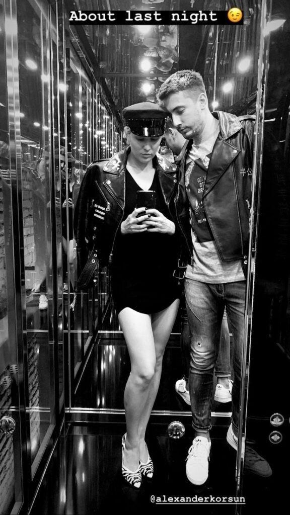 MARUV опубликовала редкое фото с мужем