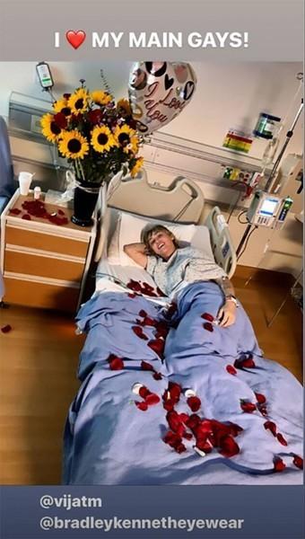 Майли Сайрус была экстренно госпитализирована