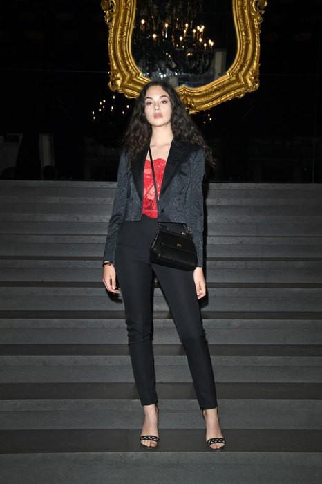 15-летняя дочь Моники Беллуччи стала лицом Dolce & Gabbana